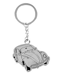 Personalized Keychain - Racing Car