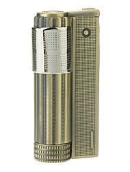 Austria Style Metal Gas Lighter (Random Color)