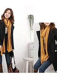 Korea Women's Elegant Stand Up Collar Double Breasted Overcoat Coat
