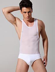 esportes dos homens colete conjunta lingerie sexy