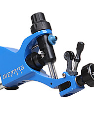 Professional Lettering Pattern Rotary Tattoo Machine(Blue)