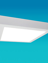 LED Light Panel, 90 Luce, Moderno Piazza alluminio PC Casting