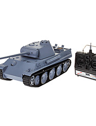 Heng Long 1:16 German Tipo Panther G RC tanque de batalla con Hop-up System
