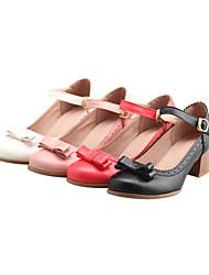 Women's Chunky Heel Pumps Heels(More Colors)