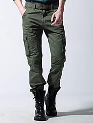 Modèle coréen pantalon lâche en plein air pour hommes
