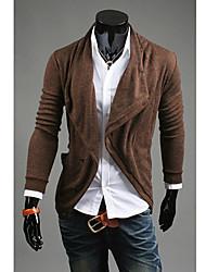 Moda Masculina manga comprida Outwear