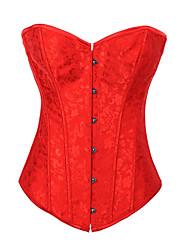 tecido com plástico shapewear corset desossa shaper lingerie sexy