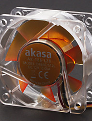 AK-186-Ultra-Quiet L2B 6cm Long Life PC Case Fan
