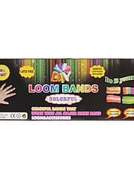 Coloridos Bandas DIY Latex Loom