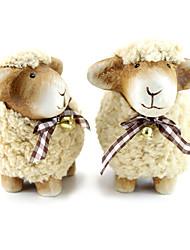 Amantes de las ovejas caja de dinero