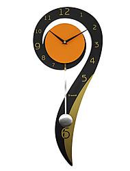 """24 """"stile moderno orologio da parete di moda"""