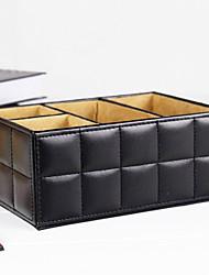 Творческий Кожа Коробка для хранения Для ТВ контроллер - 2 Цвета Имеющийся