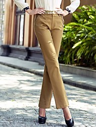 Women's Winter Simple Skin Soft Causal Pants