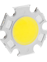 DIY 7W 620-700LM 300mA 6000K Cool White Light Integrated LED-module (20-23V)