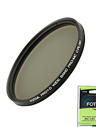 Fotga Pro1-D 72mm Ultra Slim Mc Multi-Coated Cpl Zirkularpolfilter Objektiv-Filter