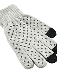 IPHONE/IPAD Screen Touch Gray Pink Gloves