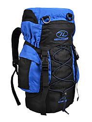 33L Azules Profesión que va de excursión Backpack