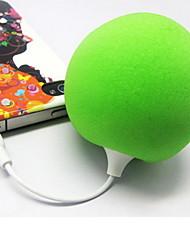 Jack audio 3,5 mm Mini haut-parleur stéréo portable Balloon (couleurs assorties)