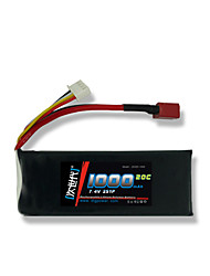 DLG 7.4V 1000mAh 2S 20C Lipo Battery