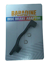 BARADINE Black Disc Brake Adapter Suitable for Disc Front OD-203mm