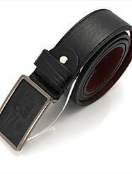 cintos de cintura cinto de couro dos homens de negócios para o homem