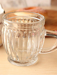 Clear Juice Glass
