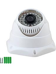 420TVL 1/3 Sony CCD IR CCTV caméra dôme HD ys-632-8d