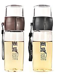Portable Travel Mug, Plastic 13.5oz