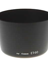 ET-60 Universal Lens Hood for Camera (Black)