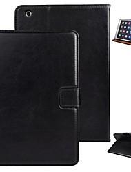 angibabe crazy horse stehen Abdeckungsfall für ipad mini 3, ipad mini 2, iPad Mini w / Card Slot und Auto Sleep / Wake up
