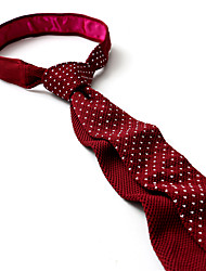 DRAGIK European Style Knitted Necktie_N55010