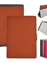 Angibabe Super Slim Case Flip stand couverture de cuir de mise en veille automatique / réveil pour iPad Air / iPad 5