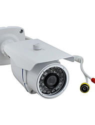700TVL IR Bullet Waterproof Camera with 1/4 Inch COMS IR-CUT (Day and night switching function, Waterproof)