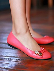 Fashion Top Quality PU Upper Flat   (More Colors)