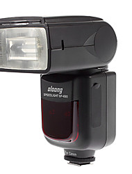 OLOONG SP-690n Speedlite flash pour Nikon DSLR (4xAA)