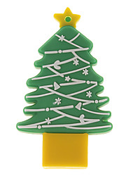 8G Weihnachtsbaum Shaped USB Flash Drive