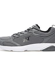 361°Dark Gray Men's Anti-Slip Keeping Warm Running Shoes