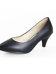 pompe tacco basso delle donne scarpe tacchi (più colori)