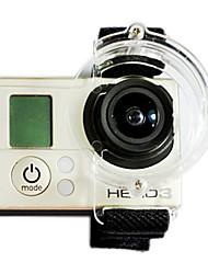 Accesorios GoPro Tapa de Objetivo Para Gopro 3/2/1 Plástico negro