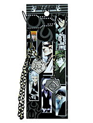 Bleach The Third Team Agent Card Mobile Phone Strap Cosplay Accessories
