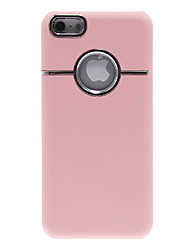 Solid Color Skidproof Hard Case for iPhone 5C (Assorted Colors)