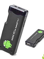 Dual-Core Android 4.1 Google TV Player TF Wi-Fi 1 Go de RAM 4 Go ROM