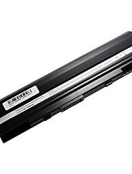 7800mAh Bateria para ASUS Eee PC 1201HA 1201 1201K UL20 9-Cell - Preto