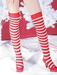 Women Medium Stockings , Nylon/Spandex