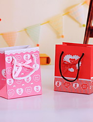 12 Piece/Set Favor Holder - Cuboid Card Paper Favor Bags Non-personalised