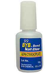 10g Grams Acrylic French Art Nail Glue