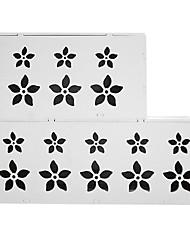 Fashion White Plastic Storage Box For Electric Wire