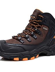 Men's Nubuck Leather Keeping-Warm Hiking Shoes