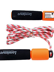 Retro Skipping Rope With Electronic Counter