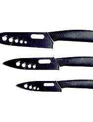 """Ceramic Knife Set, 4PCS/set, 4""""/5""""/6"""" Knives +Ceramic Peeler"""